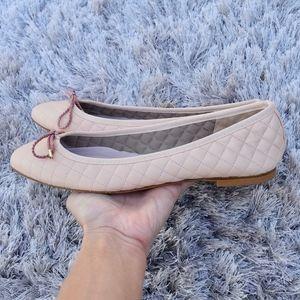 Paul Mayer Shoes - (Paul Mayer) Lido Lanai Quilted Ballet Flat